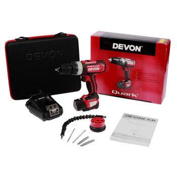 大有(Devon)5230-Li-12TSI 12V锂电池充电式双速三功能冲击钻优惠券