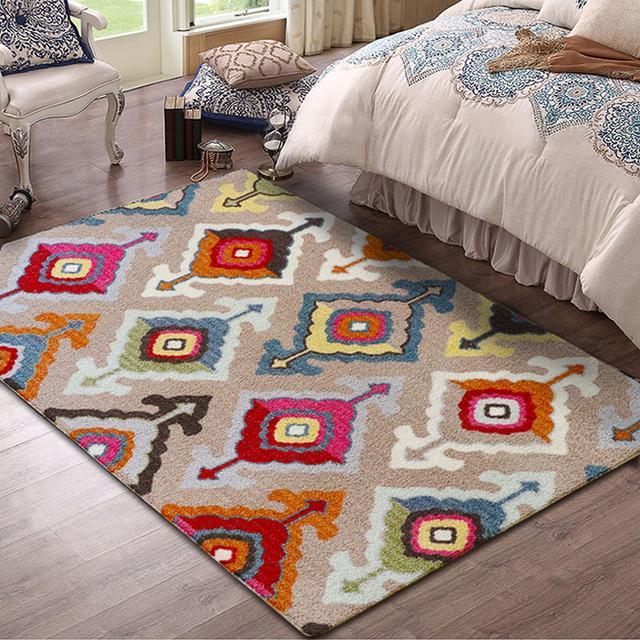 家里添了一款非常可爱的地垫,感觉家里的风格都不一样了
