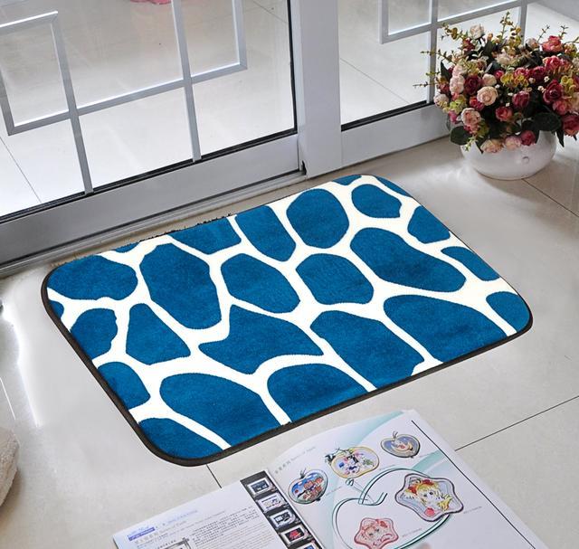 同学来串门,不敢踩我家地垫,只因这些3D地毯实在太逼真