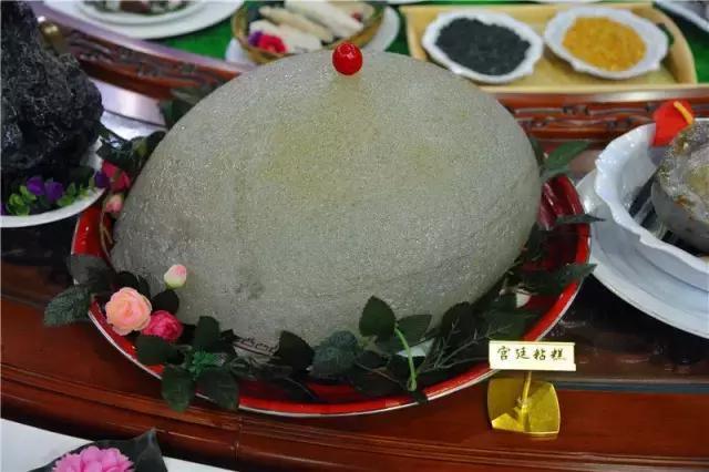 春节盛宴:天价奇石宴——石头的诱惑 - 满园春色 - 满园春色