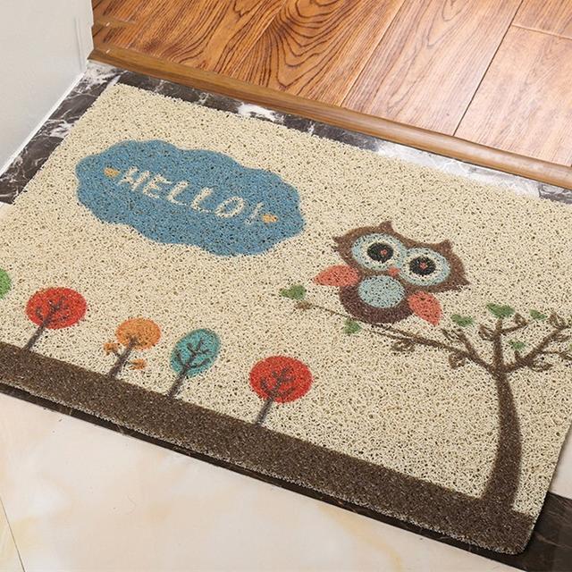家里的地垫别用过时的,这几款时尚地垫简单一铺,瞬间温馨满满