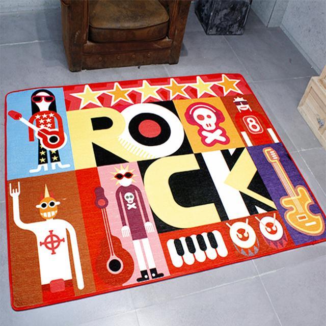 地毯选这几款,耐脏又有档次,我要第二款就够了
