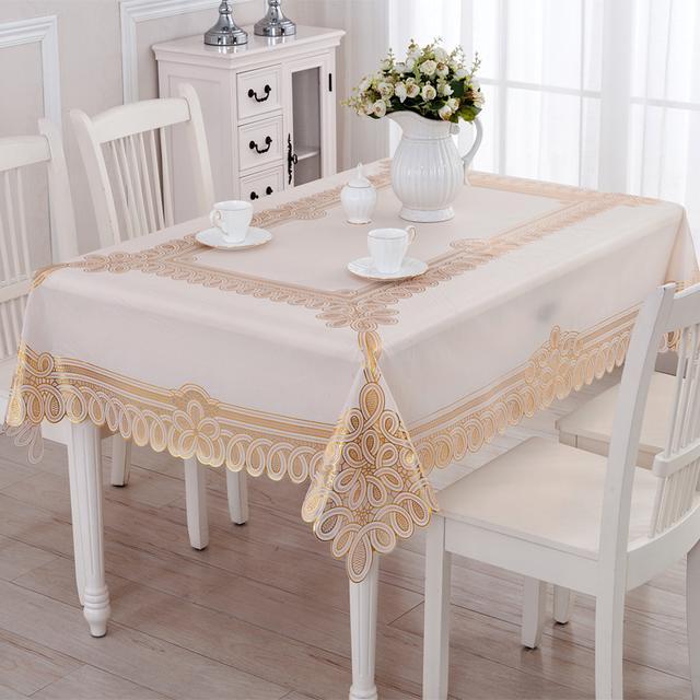 你家里有多久没换桌布了,这些桌布让你眼前一亮