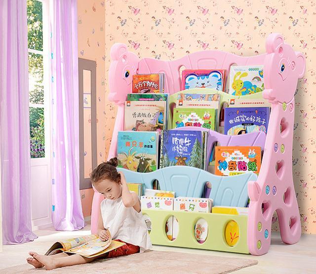 家里没有大书房?教你用100元打造孩子的一平米读书角