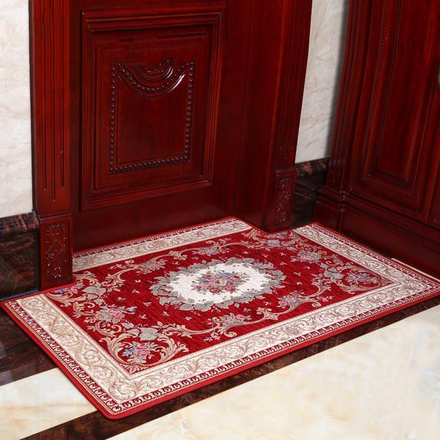 在门口添置一块门厅地垫,实用美观还不贵,特别是第七款