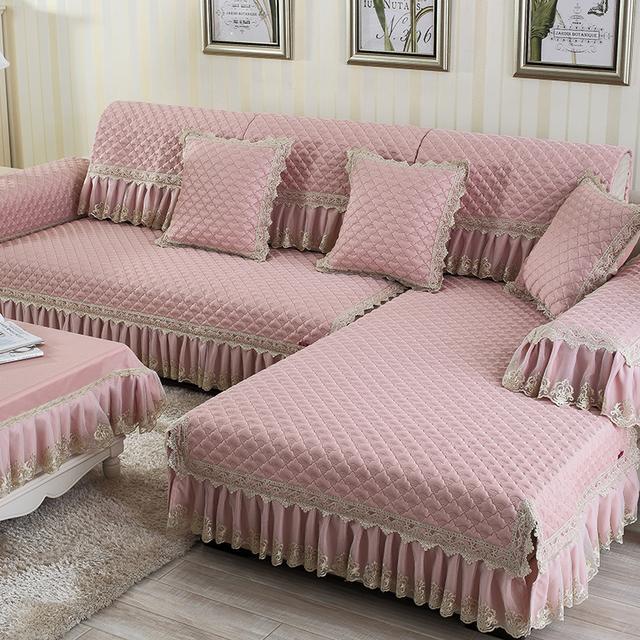 别再傻傻用床布盖沙发了,换上这些高颜值沙发垫,让沙发改头换面