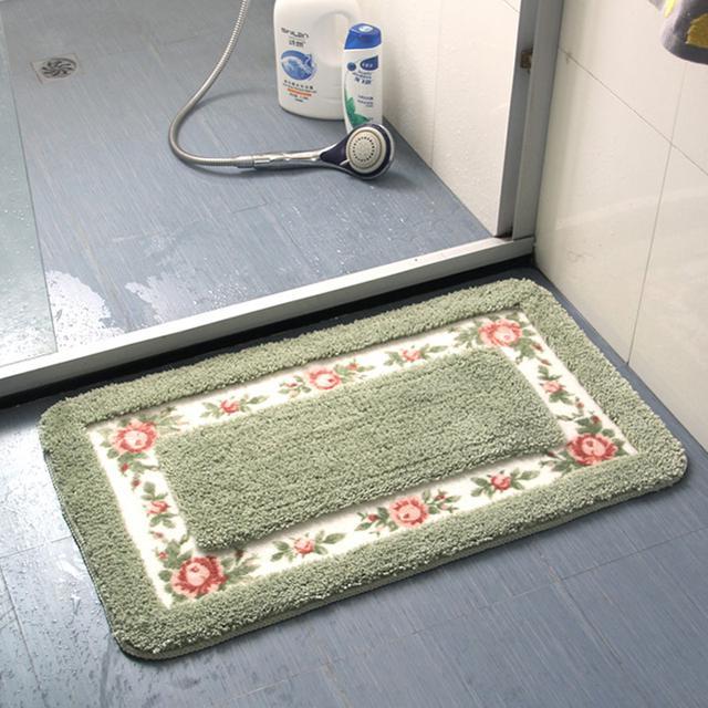 门口处放上这样几款地垫,美观又耐脏,特别喜欢第5款
