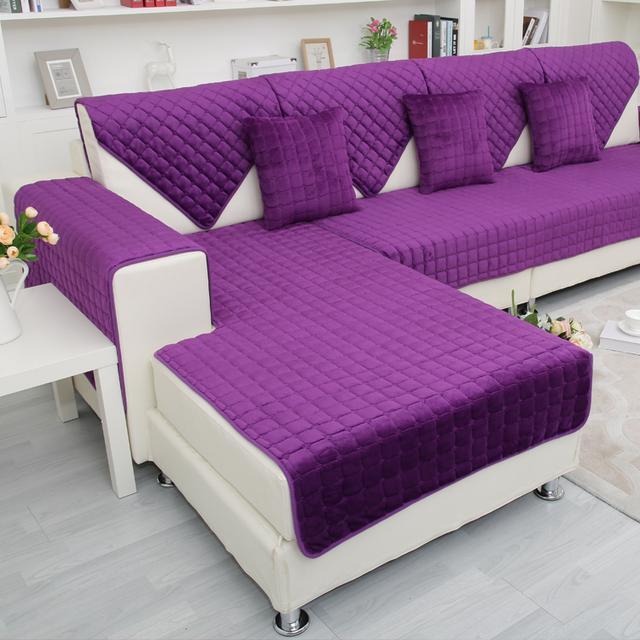 都换季了,你家的沙发还不换换新?看看现在很火的沙发套吧