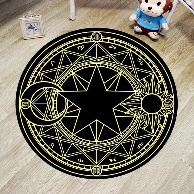 玄关门添置这几款地毯 聚财保平安还能美化空间 一眼爱上第六款