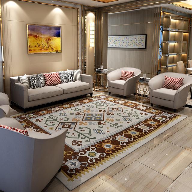优质地毯收纳足下的满足感,每次回家都是一种惊喜