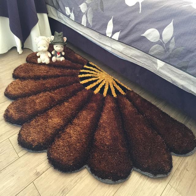 地垫也讲高科技,今年特流行这样3D的,款款惊爆你的眼