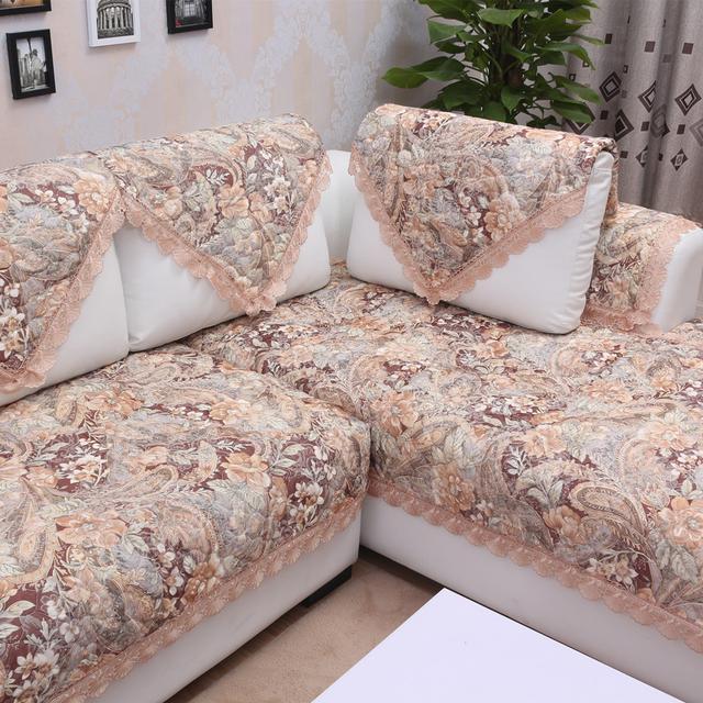 现在流行四季通用的沙发套,超耐用,特别是欧式沙发套更受追捧