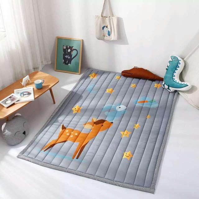 家用地垫要选就选这样的,即好看又大气,而且清洁无烦恼
