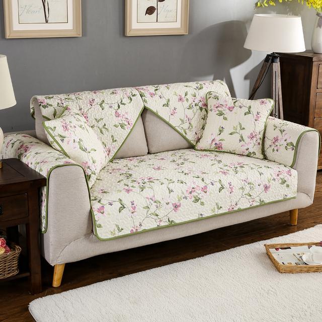 沙发美不美没关系,选对耐看舒适的沙发套,让客厅瞬间高大上