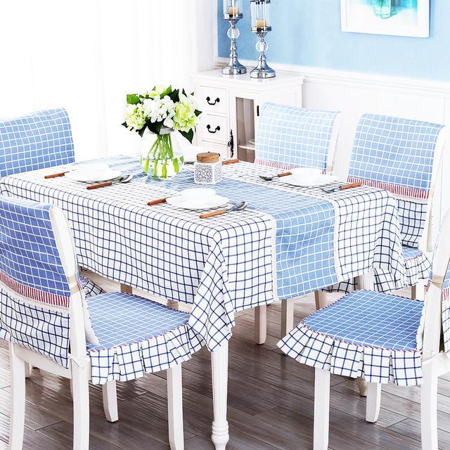 拥有了这些桌布,不仅更易打理,而且显得更温馨