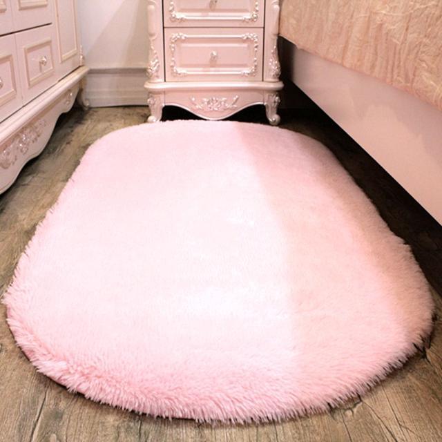 在家不裸足,何谈是在家,一款可以睡觉的地毯