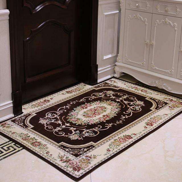 这8款耐脏又大气的地毯,放在门口很上档次,尤其是第四款