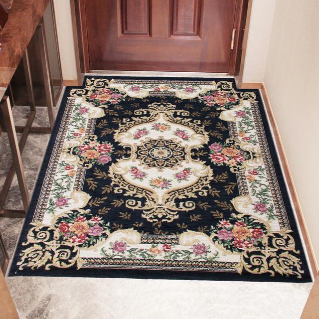 你家还在用传统的旧地垫,快来选择一款今年新款的时尚地垫