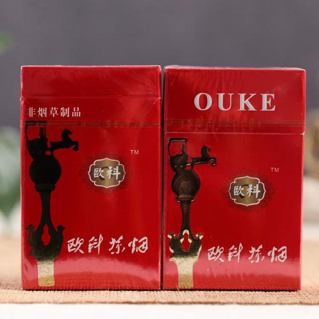 老伯伯非常喜欢的茶烟 不含尼古丁 可抽可泡 已获得国家专利