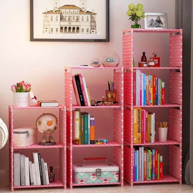 儿子房间的书架怎么选?我喜欢第四款,老公偏要第七款