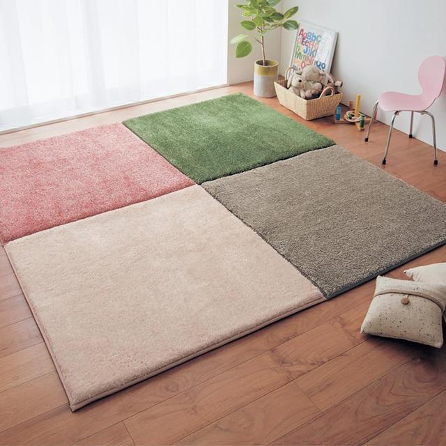 这几款地毯非常耐脏,而且有一种唯美的气息