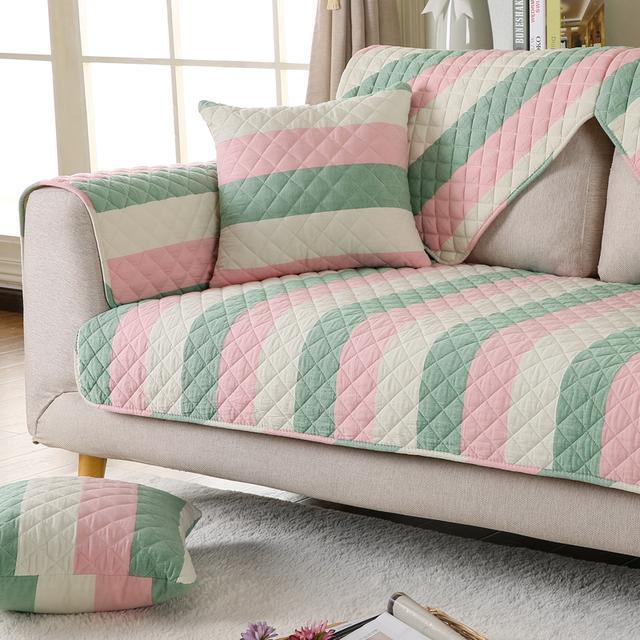 2017年流行的沙发垫,个个都让客人赞口不绝