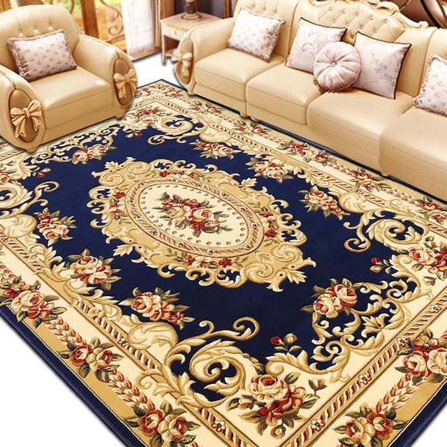 温馨的家浪漫的小屋,这几款地毯装饰你的小屋不打折扣