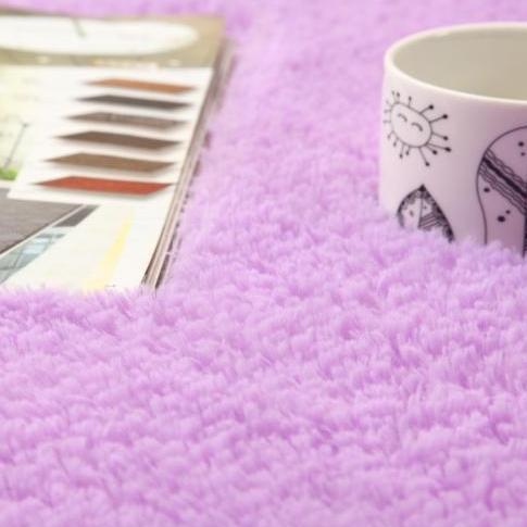 比床还舒服的地毯都在这里了,美化客厅的神器