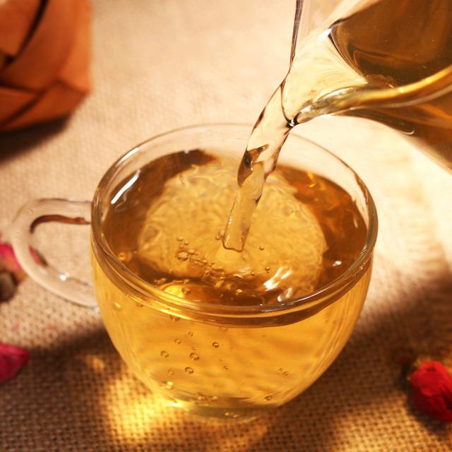 每天一杯碱性花茶,排出体内毒素,还能降火通便减赘肉