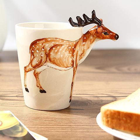 换季啦,你办公桌前的保温杯也该换个陶瓷的水杯啦