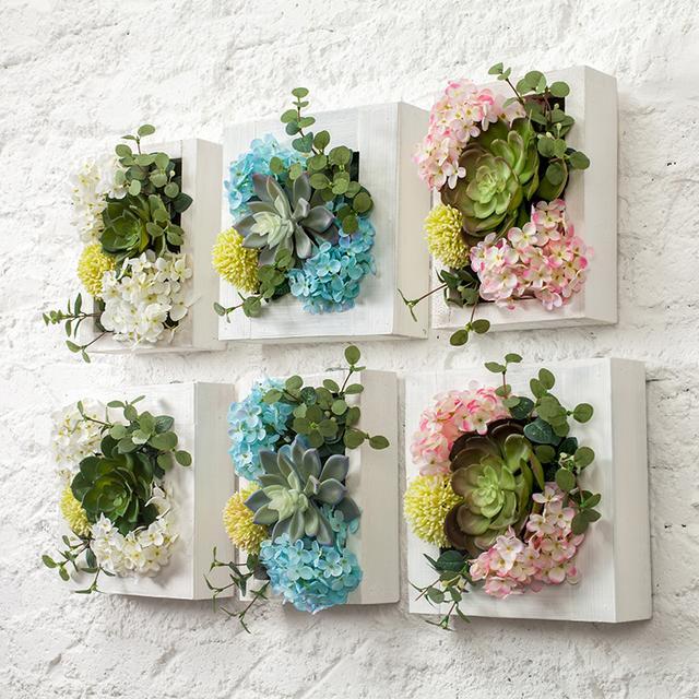 不养花草的家,被老婆淘回来的7样美物一装饰,照样美成了植物园