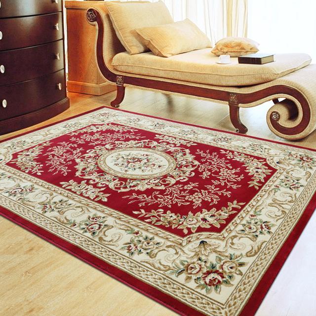 12款时尚大气的地毯,提高你家的整体格调