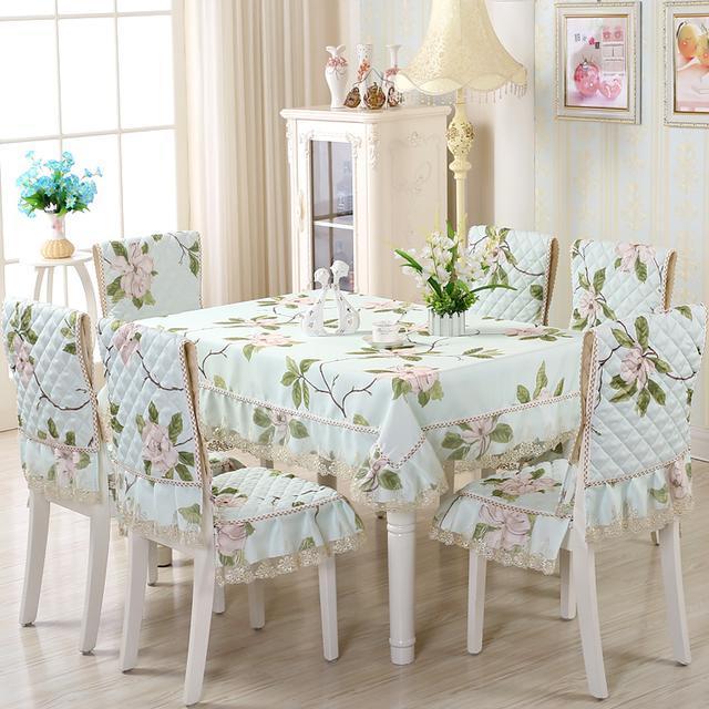 老式餐桌布已过时,今年回头率超高的10款已上线,实用又显档次