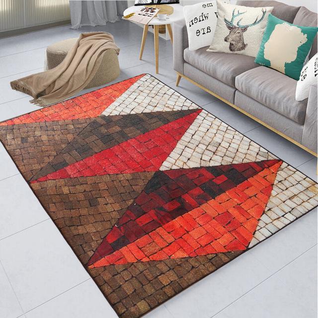 家里放上这8款地毯,舒适大气还上档次,最后一款非常点睛
