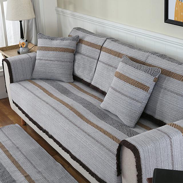 这些精致漂亮的沙发垫,点亮家居好帮手