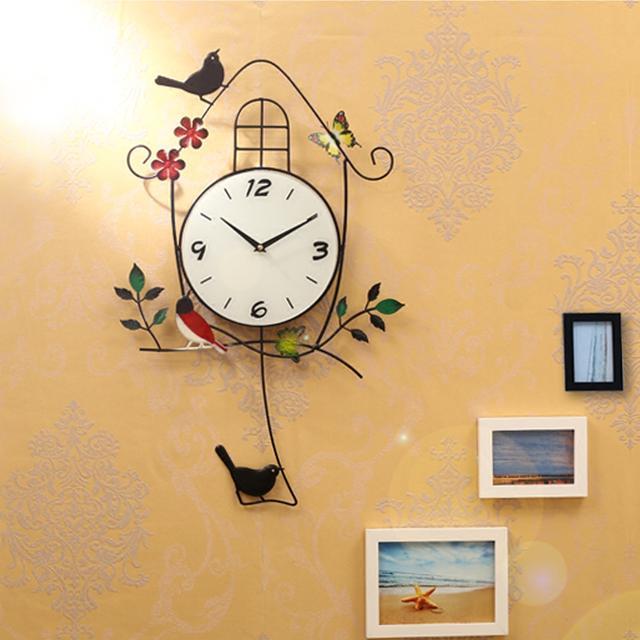 美轮美奂的8款挂钟,见证你家从简单到惊艳的提升