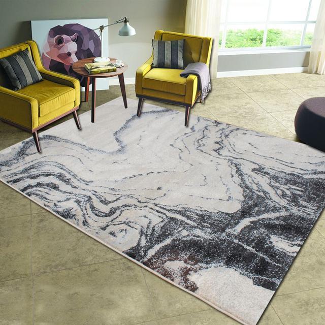 四种不同的地毯摆饰,营造幸福之家