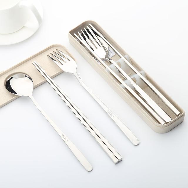 便携式餐具紧跟时尚潮流,让你随时随地享受健康生活