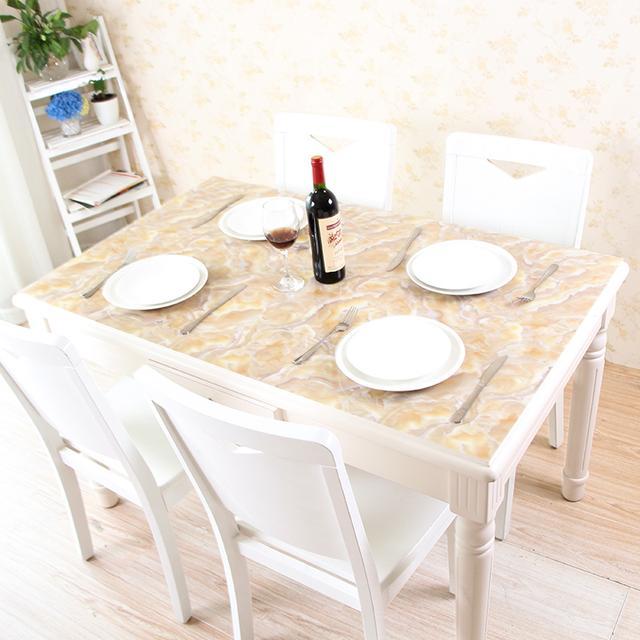 传统桌布已淘汰!现在流行这些防水隔热易清洁桌布,颜值高还不贵