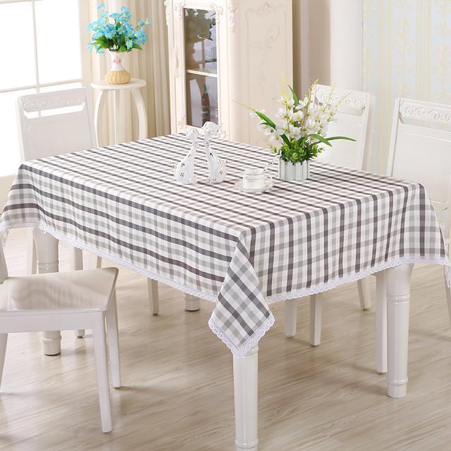 还在用传统的桌布?现在流行防烫的PVC桌布,经济实惠还耐脏