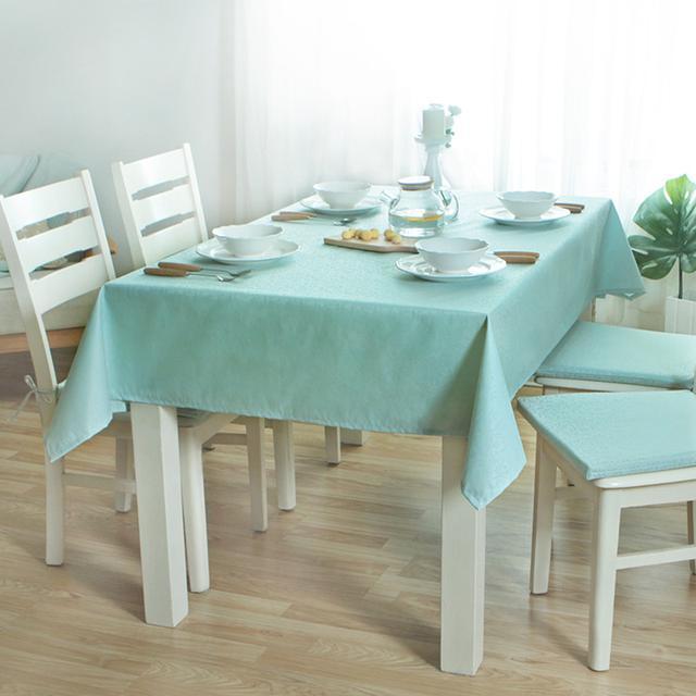 现在这种桌布很受欢迎,特别第6款,设计巧妙又贴心