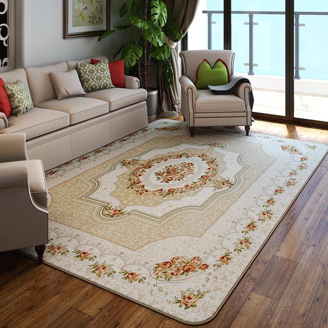 自从老公在客厅铺上地毯,一股蓬勃大气的氛围,特有成就感