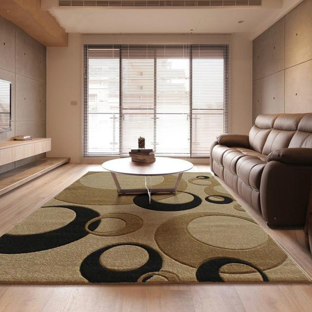 家里放上这8款便宜美观的地毯,耐脏还特别有品位,尤其第3款