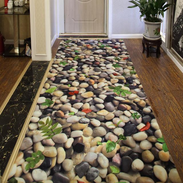 便宜又实用,9款超高颜值的创意地毯,第7款能吓跑老鼠