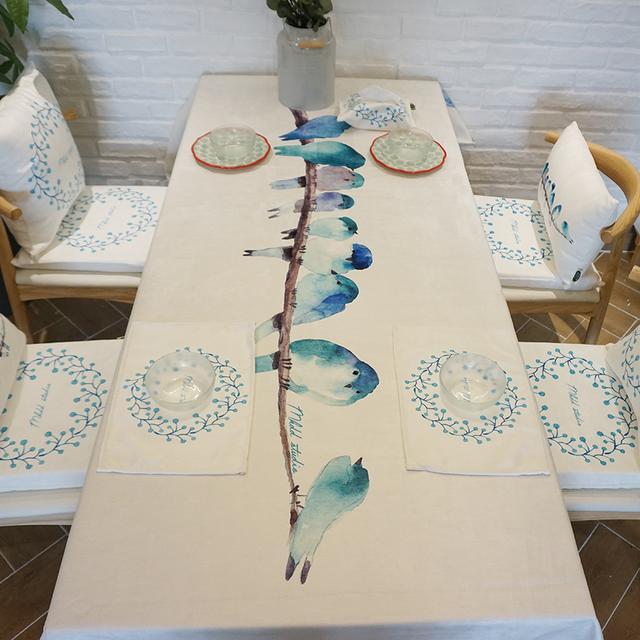 8款精美时尚的桌布,入手第8款后,婆婆直夸我买的值,会持家