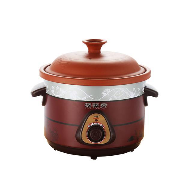 别再用砂锅煲汤了,费时又费力,现在都用这种电炖锅