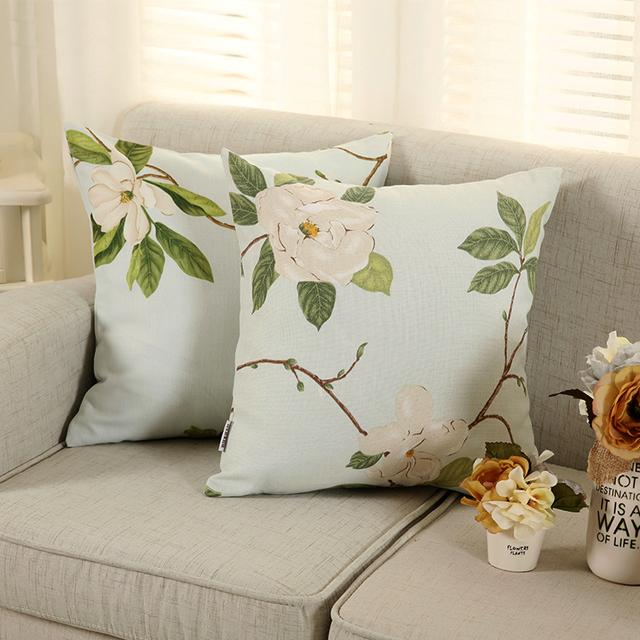 生活不可以将就,几十块的沙发抱枕轻松提升幸福感