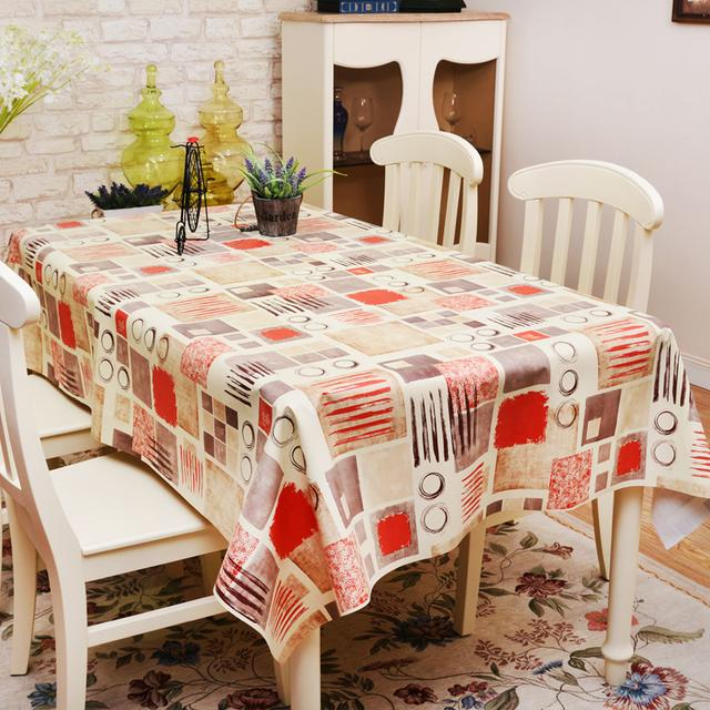 还在用老款透明桌布,现今都兴这种桌布,妈妈最喜欢第六款