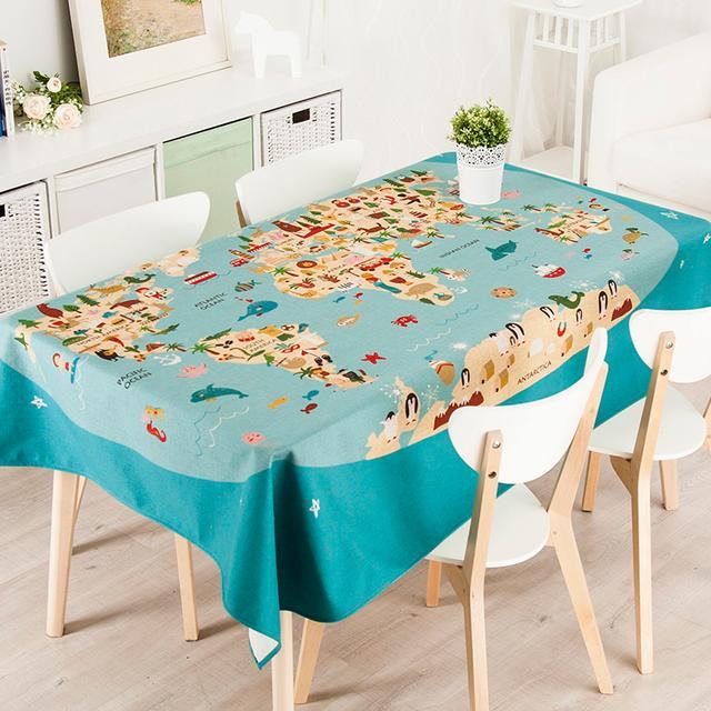 换张桌布,精美的餐具盛装着可口的美食,这就是我想要的生活
