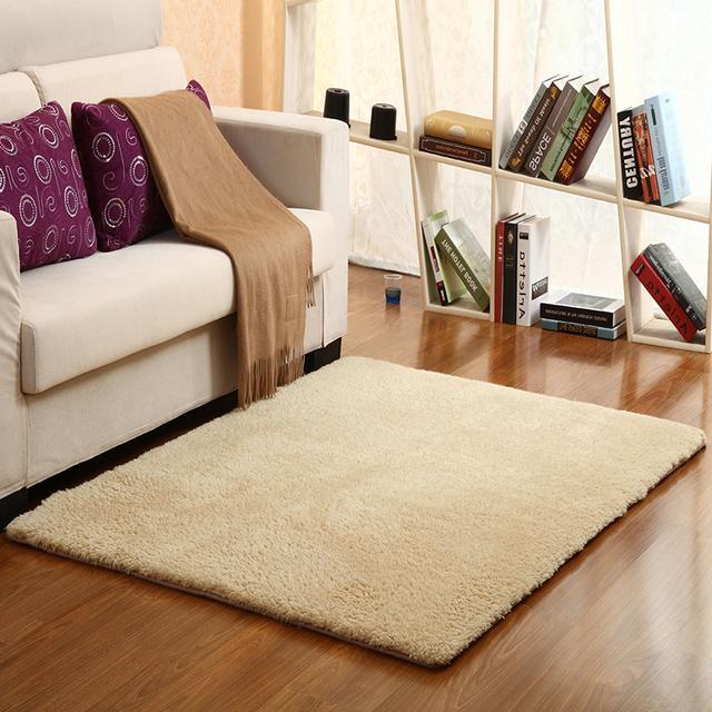 嫌客厅太单调?时下流行这8款地毯,耐脏耐用还显品味